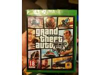 Sealed Grand Theft Auto V - XBOX 1