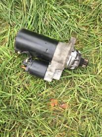 Golf pd150 starter motor