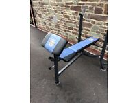 Marcy weights bench