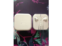 Whole Sale 50 x Earphones, Earpods Headset for iphone 6 5c 6 6+ 6s 6s+ (3.5mm Jack)
