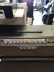 Line 6 Spider III Amplifier (#1750). We sell used Amplifiers. We carry brands like Marshall, Fender, Traynor, Peavy!