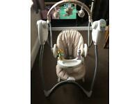 Graco Baby swing/bouncer chair