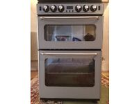 New world Dual Fuel freestanding cooker 55cm EXCELLENT CONDITION
