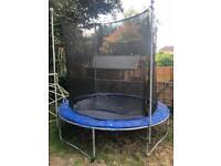 FREE 8ft trampoline FREE