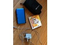 Great condition Nintendo 3ds xl with Pokemon sun