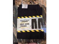 2 x Men's work trouser