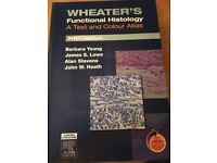 Wheaters Histology textbook