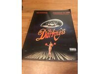 The Darkness, Permission to Land, Sheet Music Book - £5