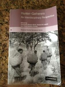 Hunter-Gatherers: Interdisciplinary Perspective $30