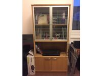 Home office / living room cabinet / bookcase / filing cabinet