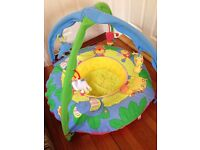 Baby play nest (mothercare)