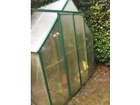 Greenhouse free of charge