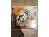Nintendo Pokemon sun for 3DS