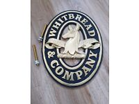 Whit bread and company sign