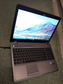 "HP ProBook 4540s - 15.6"" - Core i5 3230M - Windows 10 64-bit - 6 GB RAM - 256 SSD"