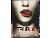 True blood season one great condition