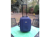 2 Wheel Luggage Trolley Suitcase Case #FREE LOCAL DELIVERY#
