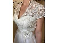 New with tags Sincerity Bridal dress