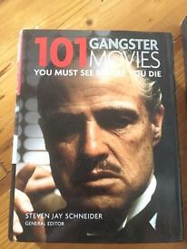 101 gangster movies you must see before you die - book