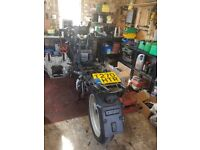 Bmw r1100rt complete bike with massive spares