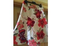 Gap stretch cotton skirt size 6