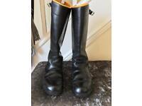 Belstaf bikers boots