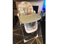 Mamas and Papas Highchair - Good Condition