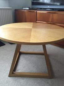 Made coffee table RRP £250 habitat style