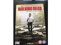 Walking dead season 6 DVD