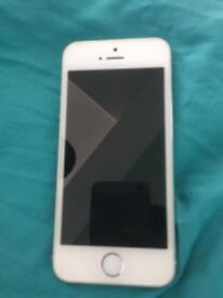 iPhone 5s WITH NO SCRATCHES