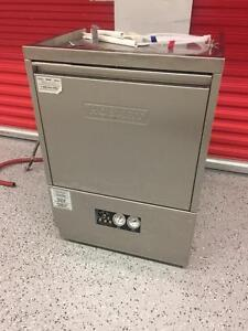 Hobart Stainless high temp commercial dishwasher ( like new ! ) only $1650 !