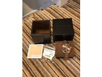 Michael Kors rose gold watch genuine