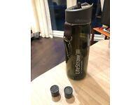 LifeStraw Go 2-Stage Water Filter Bottle