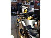 Honda CBR 600 F4 1999 49000 miles genuine reason for sale