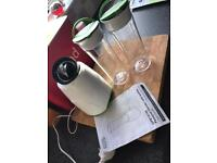 Personal Blender with 2 bottles