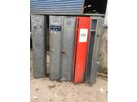 Lockers filing cabinets