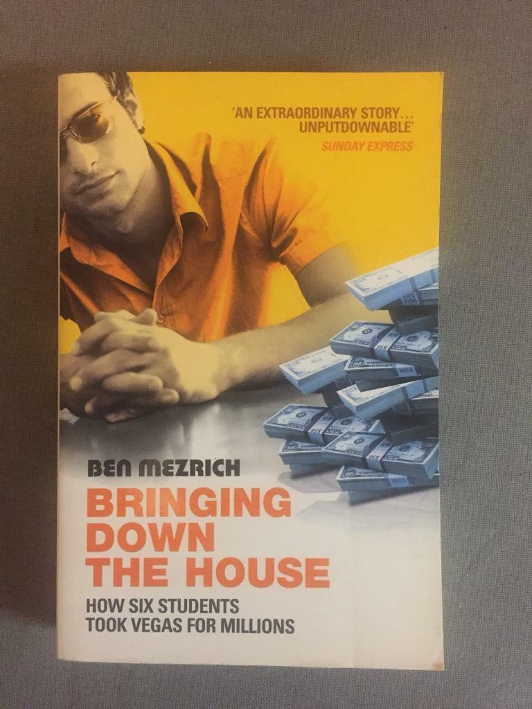 Bringing Down The House Ben Mezrich In Derby Derbyshire