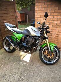 Kawasaki Z1000 £2000 ovno