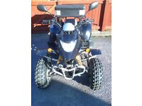 ROAD LEGAL QUAD IN EXTREMELY GOOD CONDITION NOT THE USUAL RUBBISH SEE PICTURES AND DESCRIPTION
