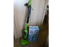 NEW IN BOX * 1300W CLEANIT 9 IN 1 STEAM CLEANER COMPLETE WITH ACCESSORIES *