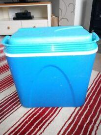Blue Coolbox