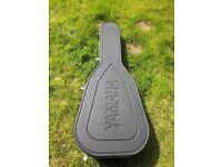 Yamaha compass series electric/acoustic guitar