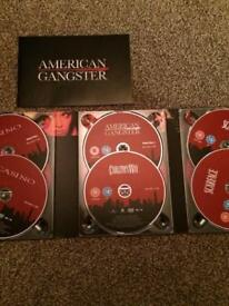 The Ultimate Gangster 10 Discs