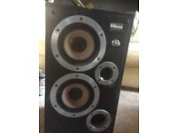 Old Fashioned Vintage speakers- E30 Wharfedale
