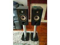 Focal Aria 906 with Focal S900 stands