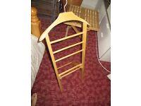 Wooden Hanger for clothing-Ebay/Gumtree