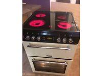 leisure electric double fan oven
