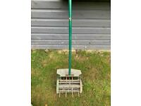 Garden aerator