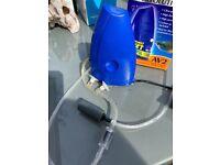 Fish tank aquarium air pump AV2 Interpet (up to 160L)