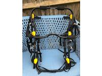 TRIPLE RACK BICYCLE CARRIER FOR CAR